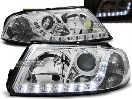Lampy Vw Passat 3bg B5 Fl 00 05 Daylight Chrome Fk Sklep