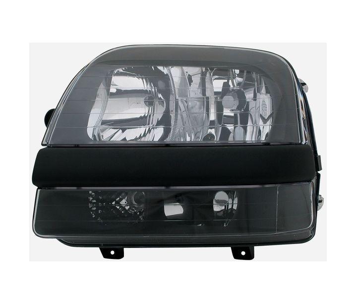Fiat Doblo 2001-2005 Rear Tail Light Lamp O//S Drivers Right